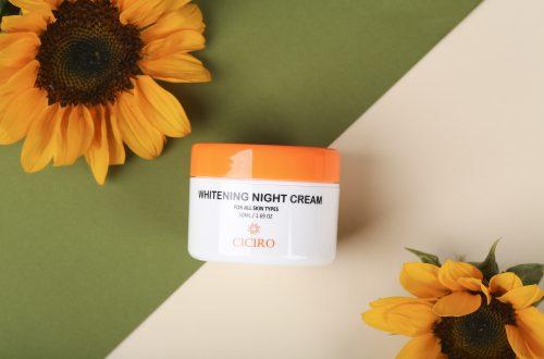 Sử dụng kem dưỡng trắng da ban đêm Whitening Night Cream CICIRO sẽ mang lại cho bạn một làn da mỏng mịn, mềm mại và đều màu