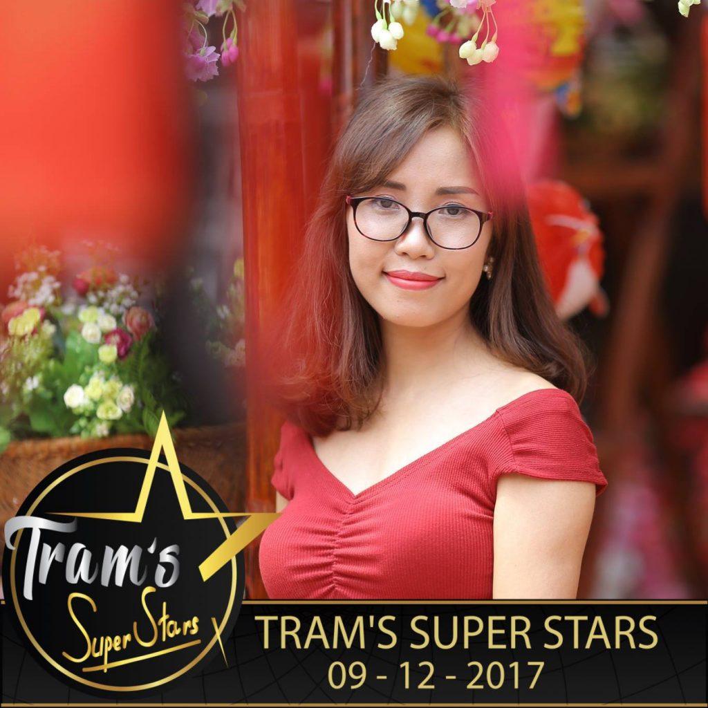 Bà chủ Showroom Trâm Beauty Đại Cồ Việt Liên Trịnh