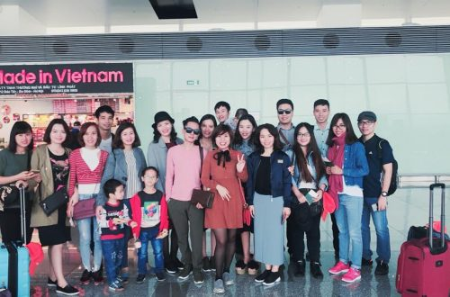 Chuyến đi Thái Lan vừa đây của các đại lý Trâm Beauty không chỉ có mục đích tham quan, du lịch mà còn là để học hỏi và quan sát cách kinh doanh của đất nước Chùa Vàng