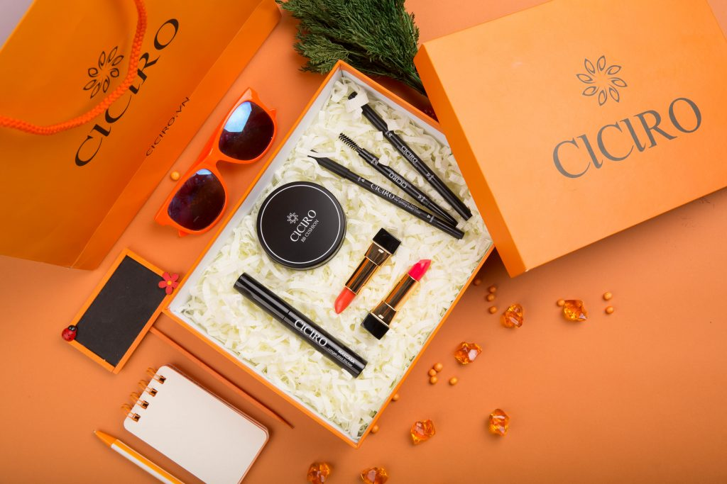 CICIRO dẫn đầu xu hướng Makeup trong veo chuẩn Hàn Quốc