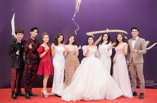 """Siêu sự kiện """"Trâm Show"""" quy tụ hơn 100 Hoa hậu, Á hậu, Nam vương nổi tiếng"""