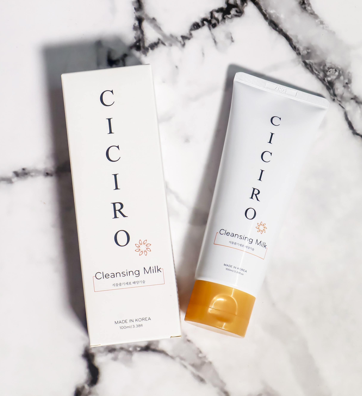 CICIRO Cleansing Milk